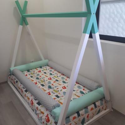 As camas montessorianas são perfeitas para os mais novos