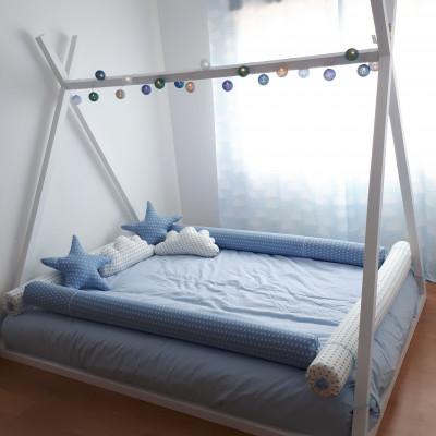 Os quartos montessori para menino são um sonho